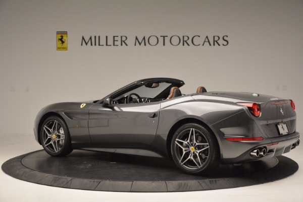 Used 2015 Ferrari California T for sale Sold at Alfa Romeo of Greenwich in Greenwich CT 06830 4