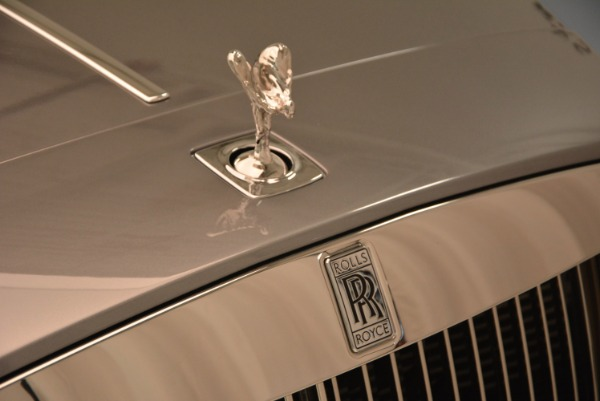 Used 2015 Rolls-Royce Wraith for sale Sold at Alfa Romeo of Greenwich in Greenwich CT 06830 15