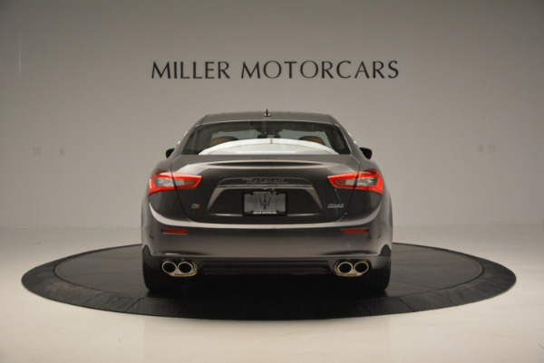 Used 2017 Maserati Ghibli S Q4  EX-LOANER for sale Sold at Alfa Romeo of Greenwich in Greenwich CT 06830 6