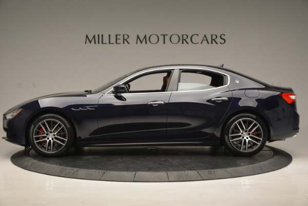 Used 2017 Maserati Ghibli S Q4 - EX Loaner for sale Sold at Alfa Romeo of Greenwich in Greenwich CT 06830 3
