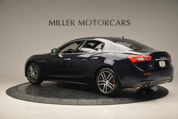 Used 2017 Maserati Ghibli S Q4 - EX Loaner for sale Sold at Alfa Romeo of Greenwich in Greenwich CT 06830 4