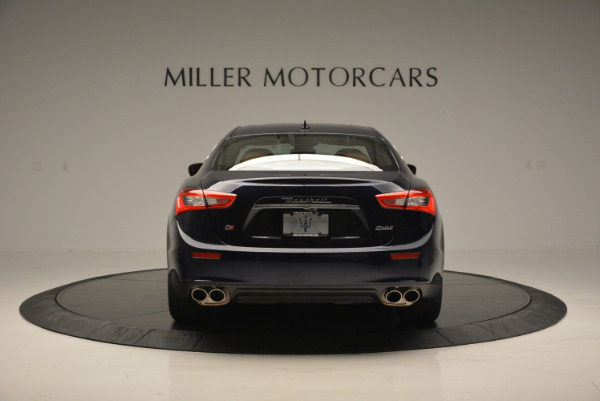 Used 2017 Maserati Ghibli S Q4 - EX Loaner for sale Sold at Alfa Romeo of Greenwich in Greenwich CT 06830 6