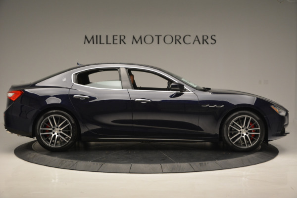 Used 2017 Maserati Ghibli S Q4 - EX Loaner for sale Sold at Alfa Romeo of Greenwich in Greenwich CT 06830 9