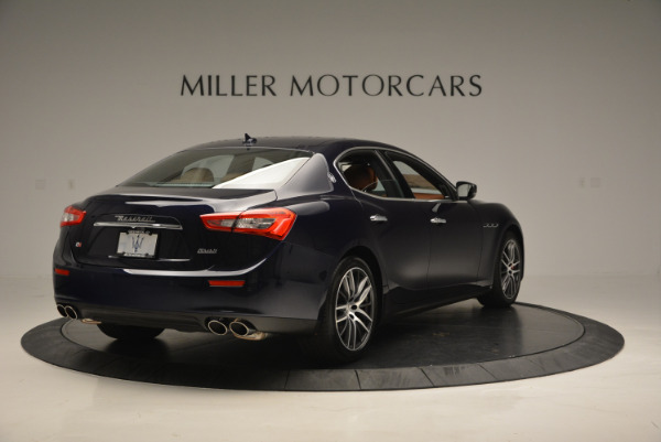Used 2017 Maserati Ghibli S Q4 - EX Loaner for sale Sold at Alfa Romeo of Greenwich in Greenwich CT 06830 7