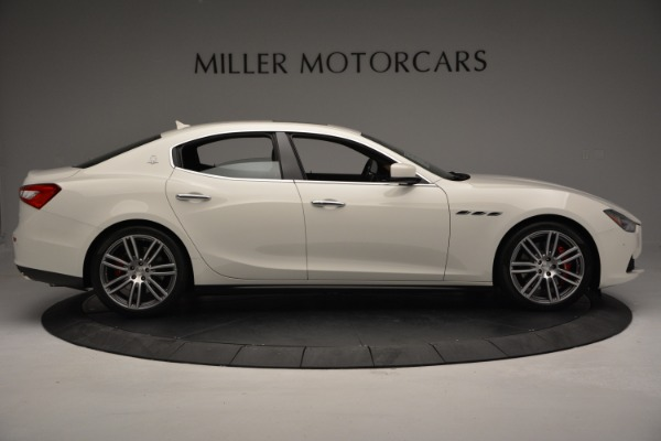 New 2017 Maserati Ghibli S Q4 for sale Sold at Alfa Romeo of Greenwich in Greenwich CT 06830 17