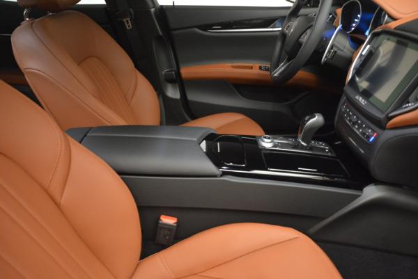 New 2017 Maserati Ghibli S Q4 for sale Sold at Alfa Romeo of Greenwich in Greenwich CT 06830 20