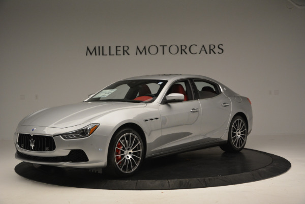 New 2017 Maserati Ghibli S Q4 for sale Sold at Alfa Romeo of Greenwich in Greenwich CT 06830 2