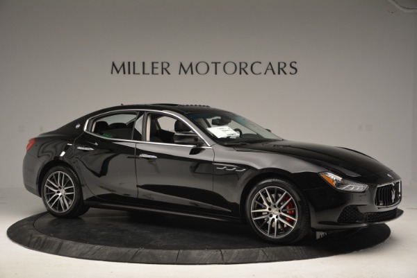 Used 2017 Maserati Ghibli S Q4 - EX Loaner for sale Sold at Alfa Romeo of Greenwich in Greenwich CT 06830 5