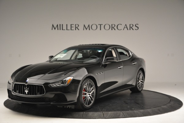 Used 2017 Maserati Ghibli S Q4 - EX Loaner for sale Sold at Alfa Romeo of Greenwich in Greenwich CT 06830 1