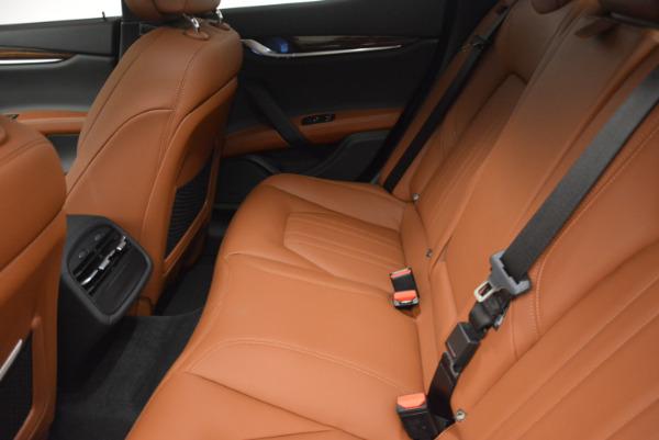New 2017 Maserati Ghibli S Q4 for sale Sold at Alfa Romeo of Greenwich in Greenwich CT 06830 17