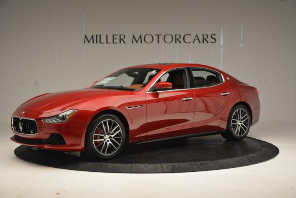 New 2017 Maserati Ghibli S Q4 for sale Sold at Alfa Romeo of Greenwich in Greenwich CT 06830 2