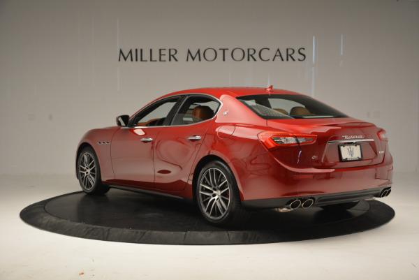 New 2017 Maserati Ghibli S Q4 for sale Sold at Alfa Romeo of Greenwich in Greenwich CT 06830 5