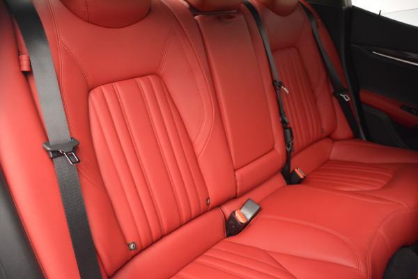 New 2016 Maserati Ghibli S Q4 for sale Sold at Alfa Romeo of Greenwich in Greenwich CT 06830 24