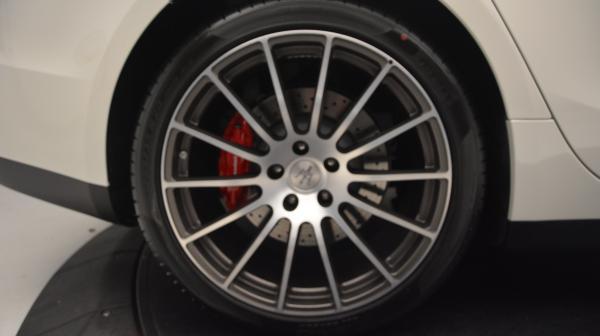New 2016 Maserati Ghibli S Q4 for sale Sold at Alfa Romeo of Greenwich in Greenwich CT 06830 25