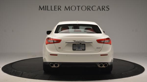 New 2016 Maserati Ghibli S Q4 for sale Sold at Alfa Romeo of Greenwich in Greenwich CT 06830 5
