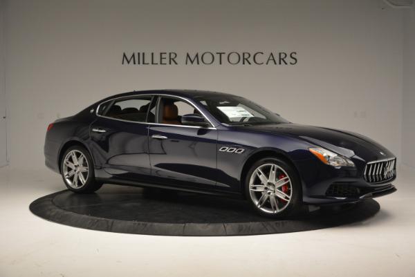 New 2017 Maserati Quattroporte S Q4 for sale Sold at Alfa Romeo of Greenwich in Greenwich CT 06830 10