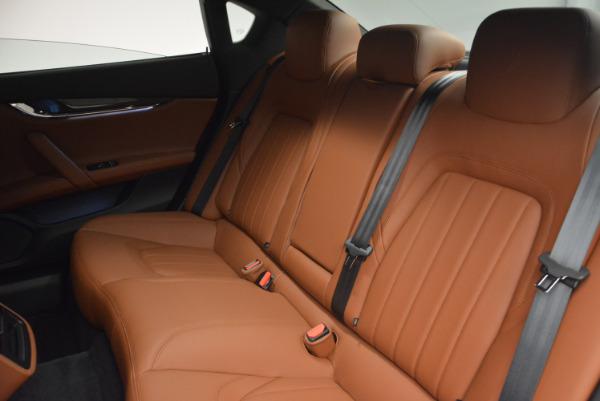 New 2017 Maserati Quattroporte S Q4 for sale Sold at Alfa Romeo of Greenwich in Greenwich CT 06830 18