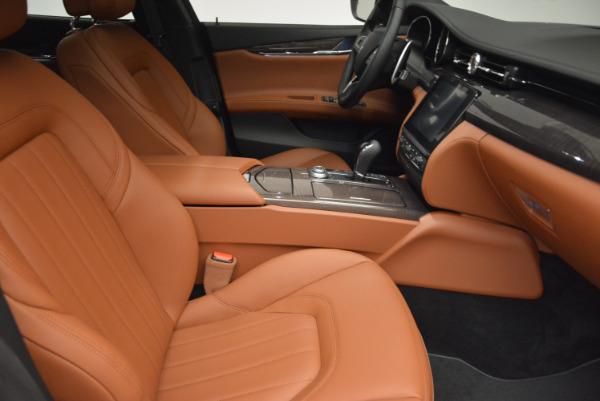 New 2017 Maserati Quattroporte S Q4 for sale Sold at Alfa Romeo of Greenwich in Greenwich CT 06830 20