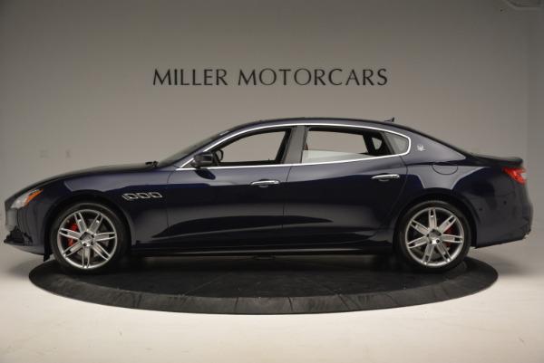 New 2017 Maserati Quattroporte S Q4 for sale Sold at Alfa Romeo of Greenwich in Greenwich CT 06830 3