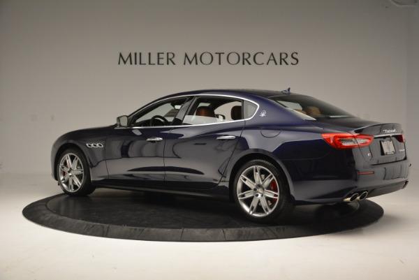 New 2017 Maserati Quattroporte S Q4 for sale Sold at Alfa Romeo of Greenwich in Greenwich CT 06830 4