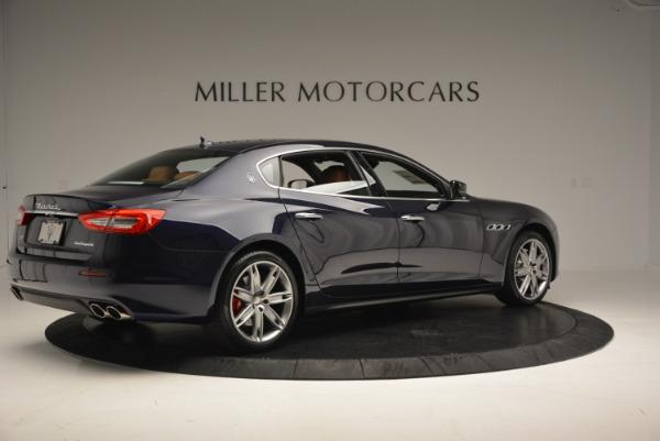New 2017 Maserati Quattroporte S Q4 for sale Sold at Alfa Romeo of Greenwich in Greenwich CT 06830 8