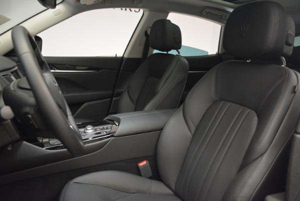 New 2017 Maserati Levante 350hp for sale Sold at Alfa Romeo of Greenwich in Greenwich CT 06830 15
