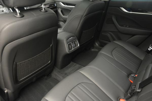 New 2017 Maserati Levante 350hp for sale Sold at Alfa Romeo of Greenwich in Greenwich CT 06830 16