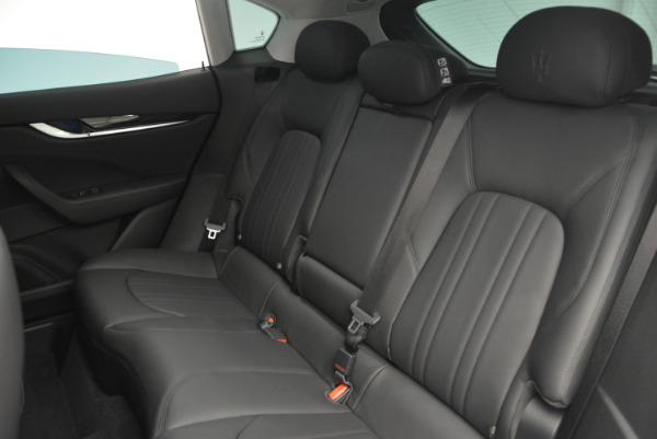 New 2017 Maserati Levante 350hp for sale Sold at Alfa Romeo of Greenwich in Greenwich CT 06830 18