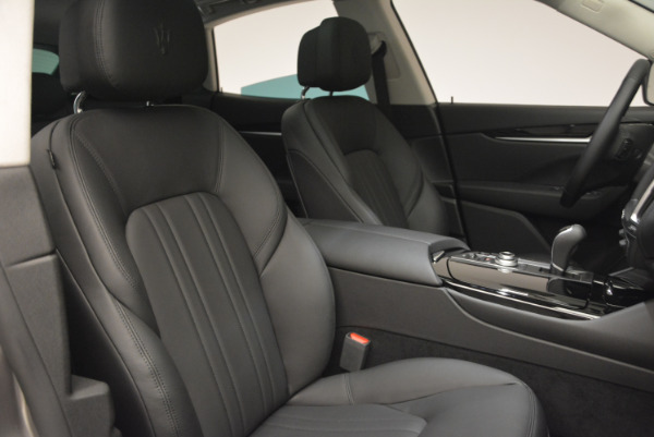 New 2017 Maserati Levante 350hp for sale Sold at Alfa Romeo of Greenwich in Greenwich CT 06830 21