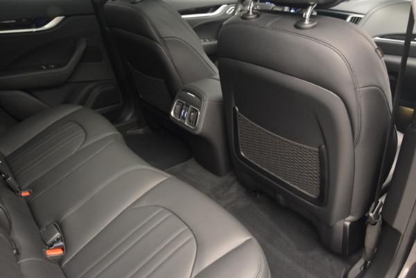 New 2017 Maserati Levante 350hp for sale Sold at Alfa Romeo of Greenwich in Greenwich CT 06830 22