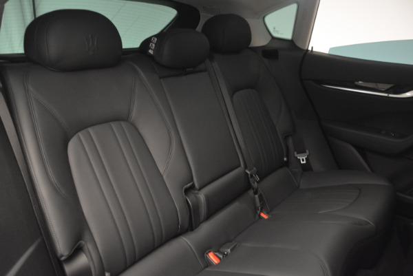 New 2017 Maserati Levante 350hp for sale Sold at Alfa Romeo of Greenwich in Greenwich CT 06830 24