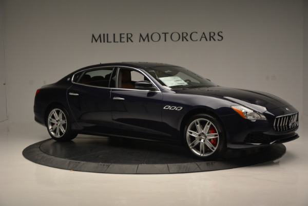 New 2017 Maserati Quattroporte S Q4 for sale Sold at Alfa Romeo of Greenwich in Greenwich CT 06830 10