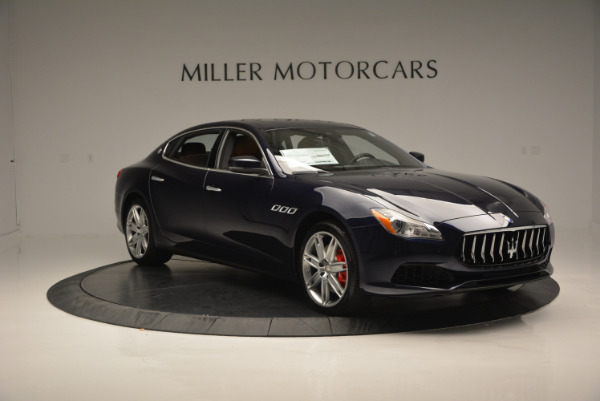 New 2017 Maserati Quattroporte S Q4 for sale Sold at Alfa Romeo of Greenwich in Greenwich CT 06830 11