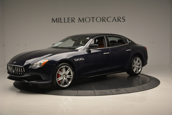 New 2017 Maserati Quattroporte S Q4 for sale Sold at Alfa Romeo of Greenwich in Greenwich CT 06830 2