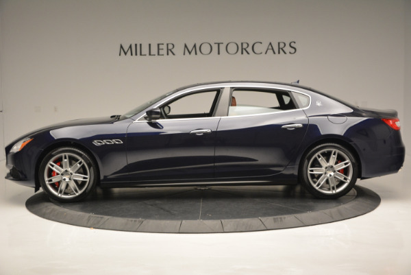 New 2017 Maserati Quattroporte S Q4 for sale Sold at Alfa Romeo of Greenwich in Greenwich CT 06830 3