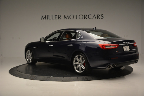 New 2017 Maserati Quattroporte S Q4 for sale Sold at Alfa Romeo of Greenwich in Greenwich CT 06830 5