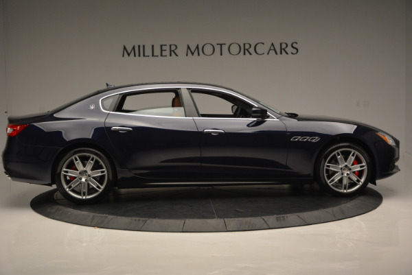 New 2017 Maserati Quattroporte S Q4 for sale Sold at Alfa Romeo of Greenwich in Greenwich CT 06830 9