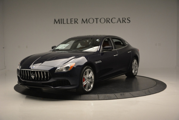 New 2017 Maserati Quattroporte S Q4 for sale Sold at Alfa Romeo of Greenwich in Greenwich CT 06830 1
