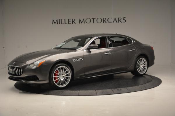 New 2017 Maserati Quattroporte S Q4 GranLusso for sale Sold at Alfa Romeo of Greenwich in Greenwich CT 06830 2