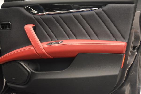 New 2017 Maserati Quattroporte S Q4 GranLusso for sale Sold at Alfa Romeo of Greenwich in Greenwich CT 06830 26