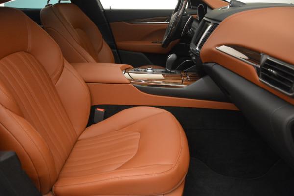 New 2017 Maserati Levante S for sale Sold at Alfa Romeo of Greenwich in Greenwich CT 06830 28