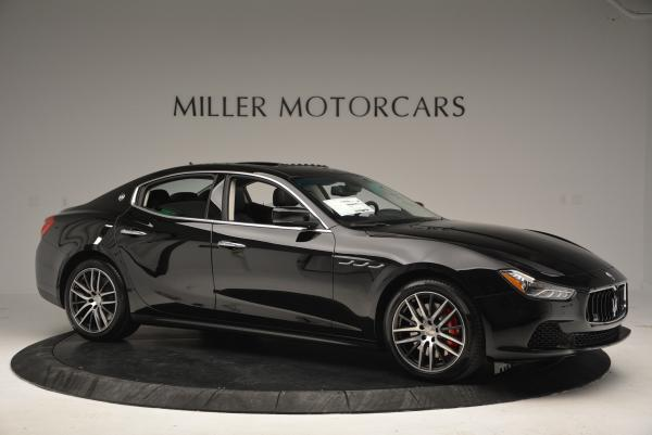 Used 2016 Maserati Ghibli S Q4 for sale Sold at Alfa Romeo of Greenwich in Greenwich CT 06830 10
