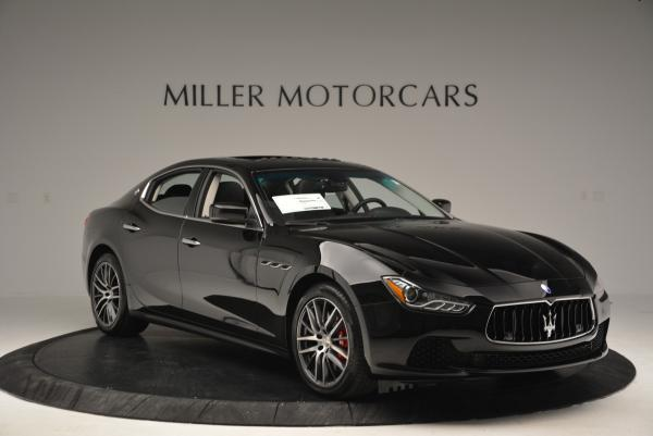 Used 2016 Maserati Ghibli S Q4 for sale Sold at Alfa Romeo of Greenwich in Greenwich CT 06830 11