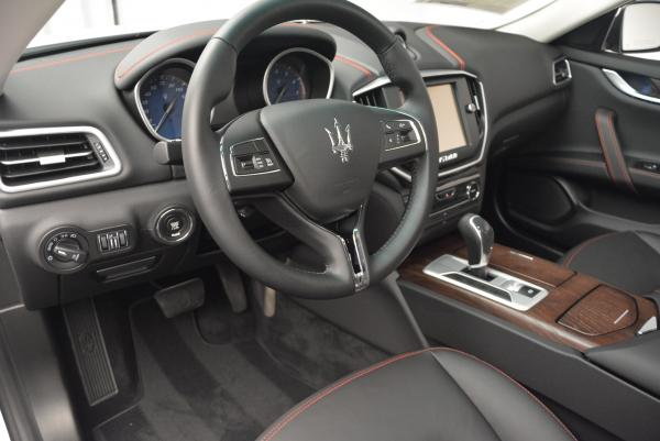 Used 2016 Maserati Ghibli S Q4 for sale Sold at Alfa Romeo of Greenwich in Greenwich CT 06830 20