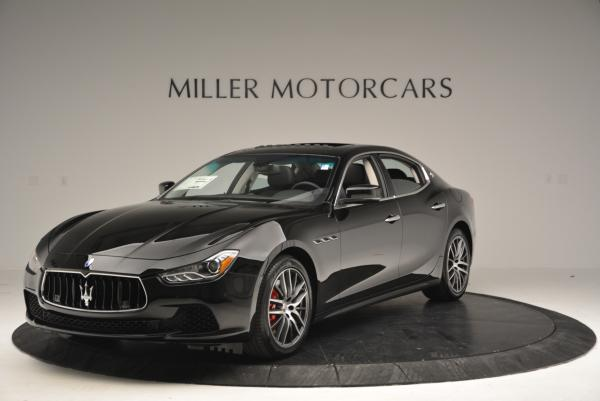 Used 2016 Maserati Ghibli S Q4 for sale Sold at Alfa Romeo of Greenwich in Greenwich CT 06830 24