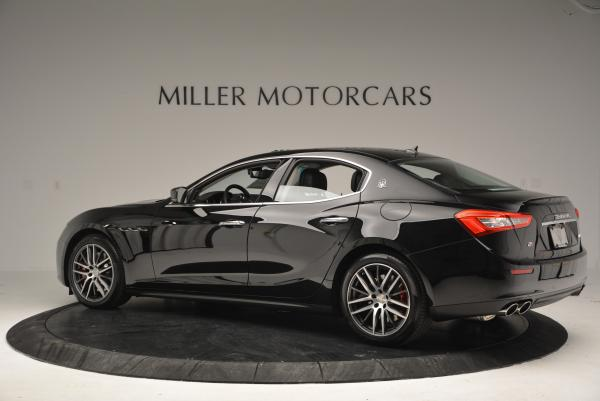 Used 2016 Maserati Ghibli S Q4 for sale Sold at Alfa Romeo of Greenwich in Greenwich CT 06830 4