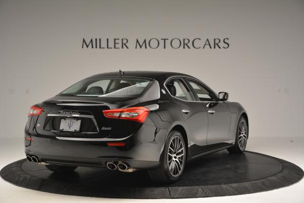 Used 2016 Maserati Ghibli S Q4 for sale Sold at Alfa Romeo of Greenwich in Greenwich CT 06830 7