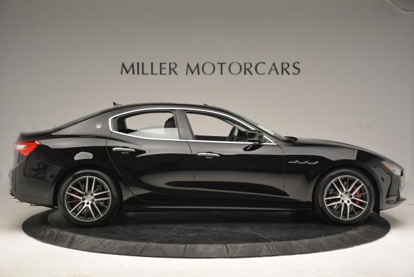 Used 2016 Maserati Ghibli S Q4 for sale Sold at Alfa Romeo of Greenwich in Greenwich CT 06830 9