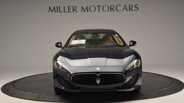 Used 2017 Maserati GranTurismo Sport for sale $74,900 at Alfa Romeo of Greenwich in Greenwich CT 06830 12