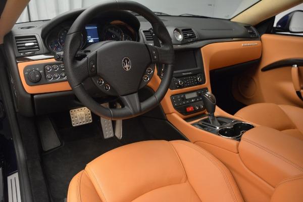 Used 2017 Maserati GranTurismo Sport for sale $74,900 at Alfa Romeo of Greenwich in Greenwich CT 06830 13
